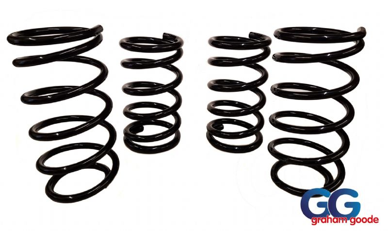 Lowering Spring Kit -22/35mm Escort RS Cosworth Standard Rate GGR019